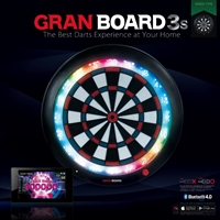 Gran Board 3S Bluetooth Soft Tip Dart Board