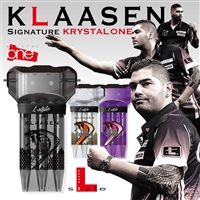 KRYSTAL ONE Dart Case - Jelle Klaasen Signature Design