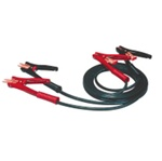 Associated 6160 20' Heavy Duty Booster Cables with Side Terminal Adapters