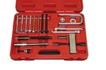 ATD tools 3059 Deluxe Steering Wheel Remover and Steering Column Service tool Set