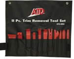 ATD tools 8584 11 Pc. Trim Removal tool Set