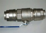 Champion Ball Valves Tube to Tube