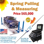 22' American Freedom GT 2 Tower-Eclipse Plus 3-D Measuring Combo CJ-FGT-EC-Combo