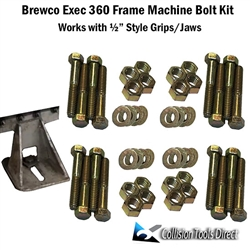Brewco Executive 360 Pinchweld Clamp Bolt Kit Deluxe  CTD-BWC60008