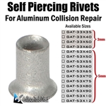Aluminum Self-Piercing Rivets