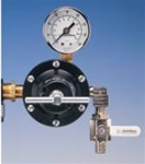 Devilbiss HAR600 Regulator, Gauge and Valve