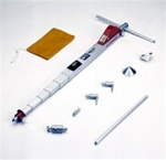 Dentfix DF-3S Telescopic Measuring Tram (1 to 3') - Made In Switzerland
