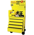 DentFix 900DX-E Aluspot Extended Aluminum Collision Work Station