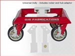 DJS Fabrications DJS-00102 Universal Dolly Single