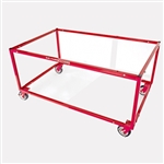 DJS Fabrications 00112 Large Truck Bed Cart