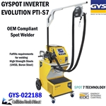 GYSPOT INVERTER EVOLUTION PTI-S7 220V Ref. 022188