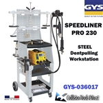 GYS SPEEDLINER PRO 230 - STEEL 036017 Dent Pulling Workstation