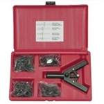 Huck PR75K  Quick Set Riveter Kit for Plastic Rivets