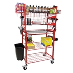 Innovative I-MCAC Mobile Adhesive Materials Supply Cart