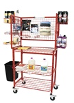 Innovative I-MCDC Detailer Cart