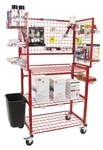 Innovative I-MCPC Paint Prep Cart