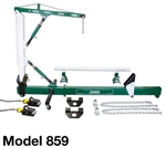 Jackco 859 10ton Body Straightener - Swivel and Crane