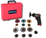 "Jackco Pneustream PN30260  2"" / 3"" Surface Conditioning Sander Kit"