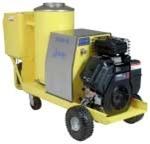 Steam Jenny Oil Fired Combination Steam Cleaner and Pressure Washer Model 2040-C-OMP - 11hp Gasoline Engine
