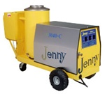 Steam Jenny 3040-C-OEP Oil Fired Combination Steam Cleaner/Pressure Washer 7.5hp