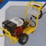 Steam Jenny BDG 3030 Belt Drive Cold Pressure Washer 9hp