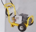 Steam Jenny DDE 3030 Direct Drive Electric Motor Cold Pressure Washer 6hp