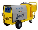 Steam JennyHPW 1223-C Oil Fired Portable Hot/Cold Pressure Washer with Steam