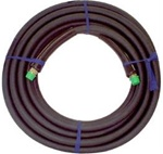 "Steam Jenny JD7624-A 3/8"" Id X 25' Combo Pressure Washer/Steam Cleaner Hose"