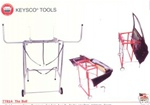 Keysco 77814 The Bull Parts Stand
