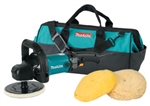Makita 9237CX3 Variable Speed Polisher Kit, 7""