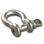 "Mo-Clamp 4055 7/16"" Screw Pin Shackle"