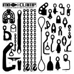 Mo-Clamp 5013 Deluxe #1 Tool Board with Tools