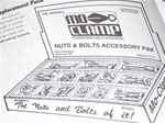 Mo-Clamp 5400 Nuts and Bolts Jobber Pack