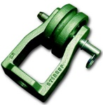 "Mo-Clamp 5818 3"" Down Pulley"
