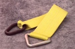 "Mo-Clamp 6302 30"" Nylon Sling with Pear and Triangle"