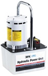 OTC 4044 Ram Runner Two-Stage Hydraulic Pump with 2 Position/2 Way Manual Valve and 6'. Remote Control