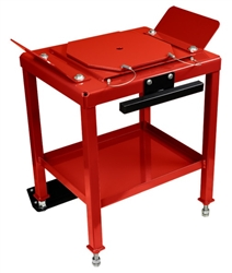 DB-28 Medium-Duty Db Stands with Built In Turnplates and Slip Plates