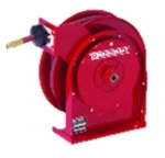 Reelcraft A5835 OLP 1/2 X 35ft, 300 PSI Air / Water Hose Reel with Hose