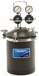 Sharpe 24A557 2.5gal Pressure Tank with Dual Regulators
