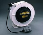 Saftlite 4550-5101 Power Supply Series 5505 50' Reel, Duplex