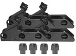 TC113125C 3 Position Jaw Kit, Fits Any Coats X-Models with Adjustable Carriers - Set of 4