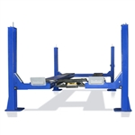 Tuxedo Distributors FP14KO-A 14000lb Four Post Alignment Lift, Open Front, Cable Driven