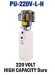 Tux-PU-220v-L-H 220v High Capacity Duro Power Unit