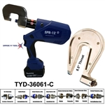 TYD-36070-C Aluminum Self Piercing Rivet Gun - Full Kit 36061 - FORD, GM