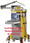 Used Spanesi Touch Measuring System with Blue Tooth