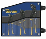 Irwin Vise-Grip 2078711 3 Pc. Groovelock Kitbag Set
