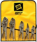 Irwin Vise-Grip 538KB 5 Pc. Roll-Up Locking Pliers Kit