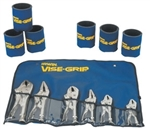 Irwin Vise-Grip 641KB 6 Pc. Tool Set In Bag with 6 Koozie Cups