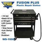 Fusion Plus Plastic Welding Repair Station by Wedge Clamp WS-1000