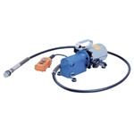 Zinko ZPE-35RH-1M Pump 1/3hp Electric 100V 60 Cubicinch Oil Tank